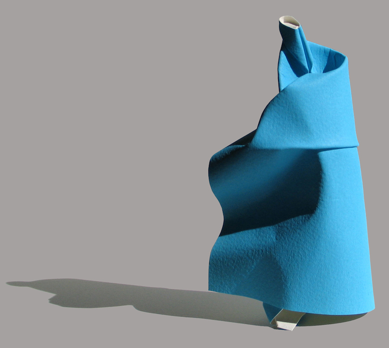 Abstract origami by Giang Dinh