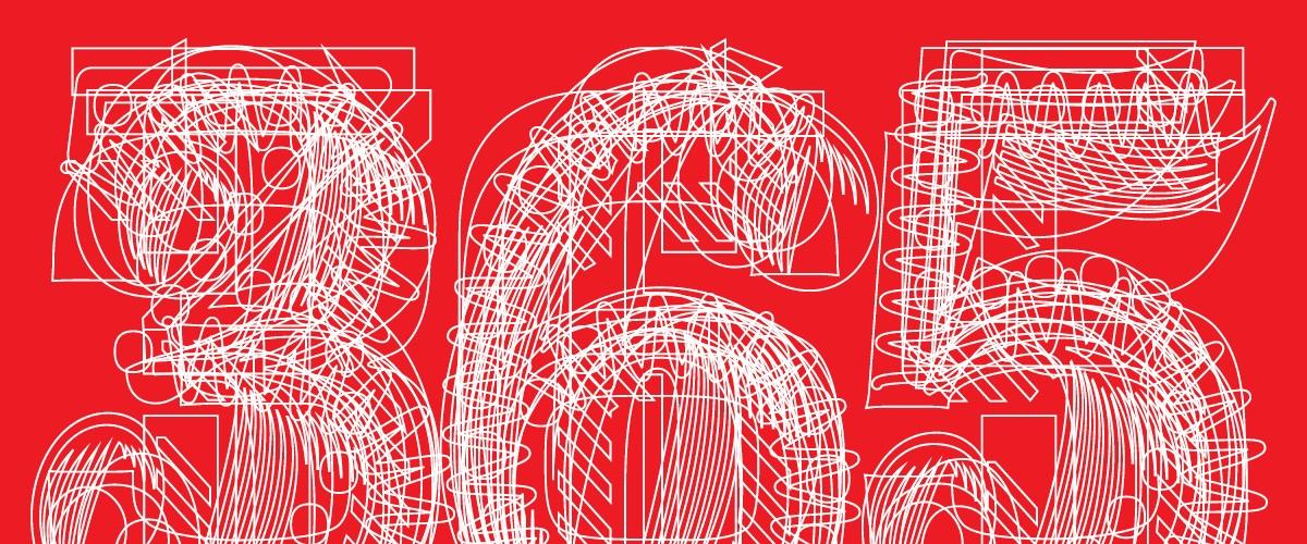 Calendar Typography Kit : Kit hinrichs s typography calendar create