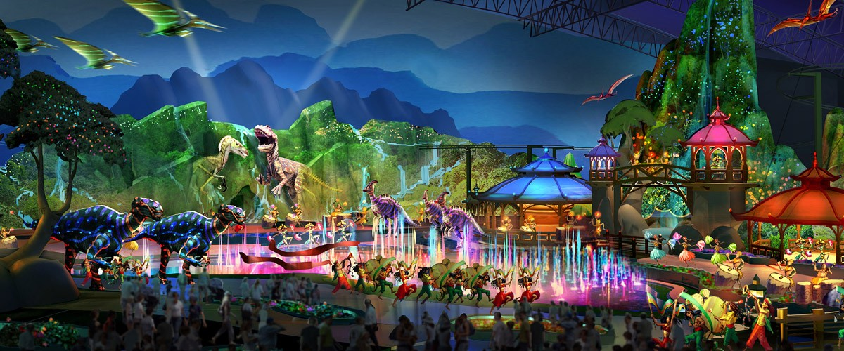 Theme Park Design Thinkwell Group Brings Stories To Life
