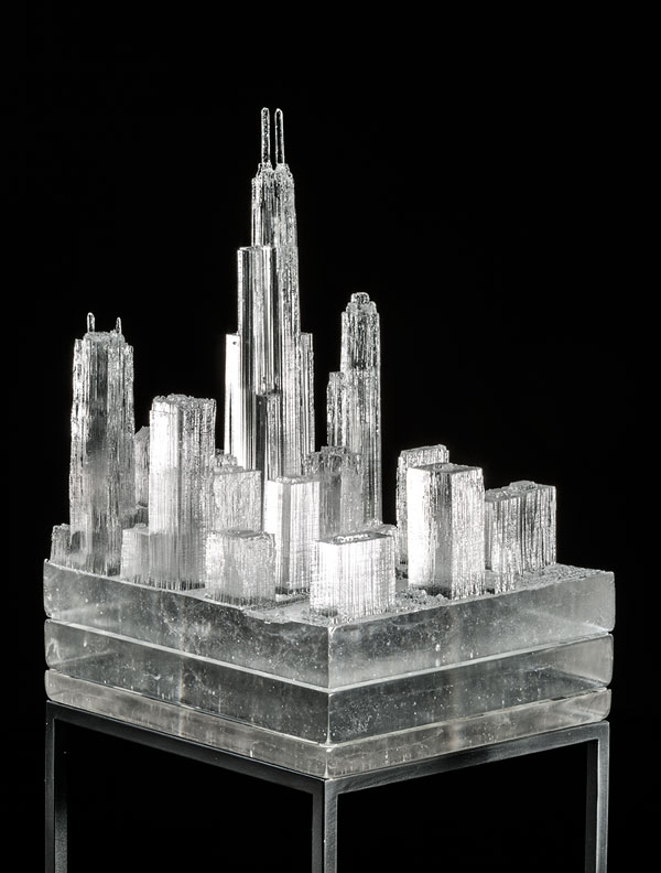 3D sculpture by Norwood Viviano