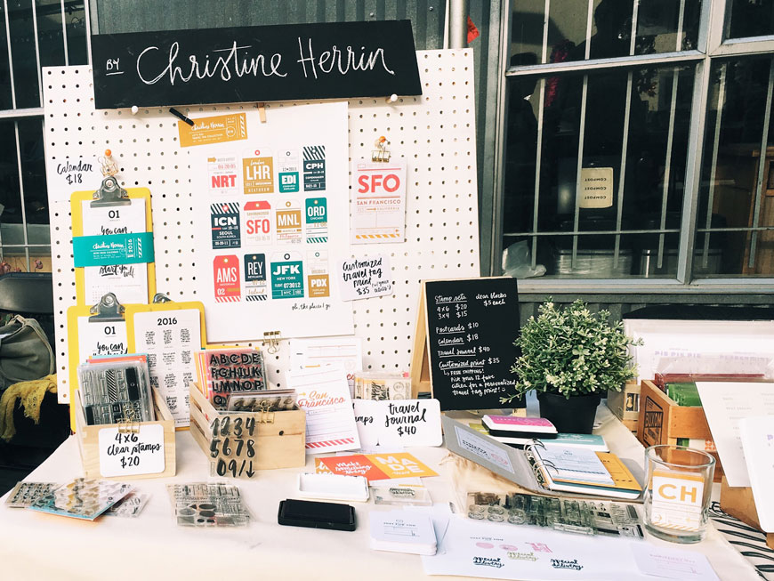 Five Tips For Selling Your Goods At A Craft Show Create