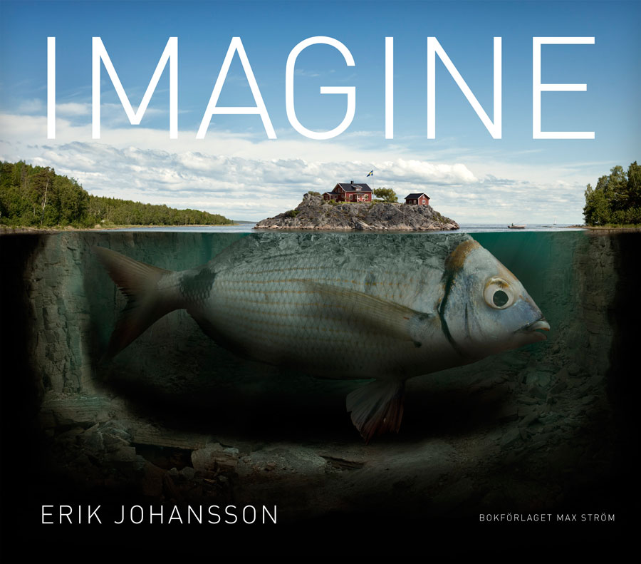 The cover of a new book by Erik Johansson,