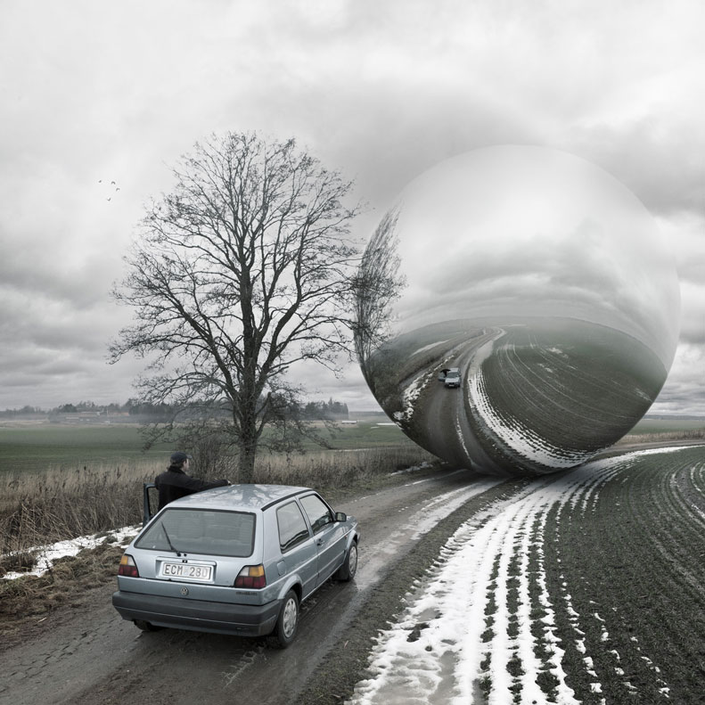 This image by Erik Johansson is called