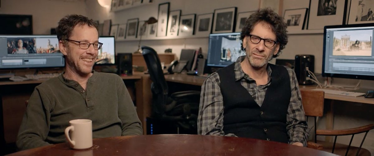 Directors Joel and Ethan Coen talk about film vs. digital and how editing has evolved since they started. Their most recent movie, Hail, Caesar!, stars George Clooney.
