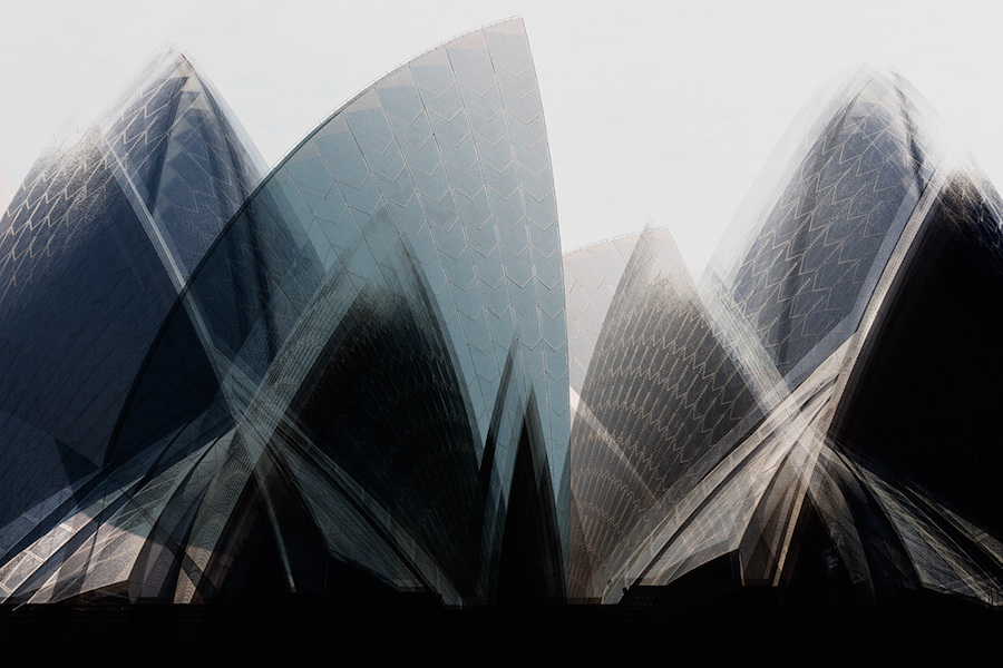 photo-image of Sydney, from Carsten Witte's