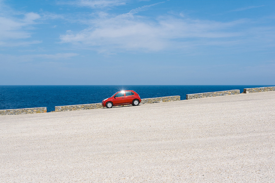 Photo of a red car by Dor Kedmi