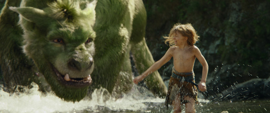 official United States trailer for Pete's Dragon