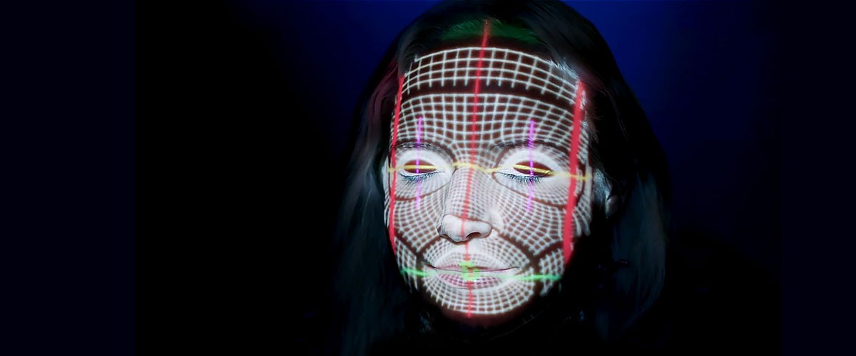 This grid is the mesh modification system that was at the heart of Create Magazine's interactive facial-mapping projection experience at Adobe MAX 2017.