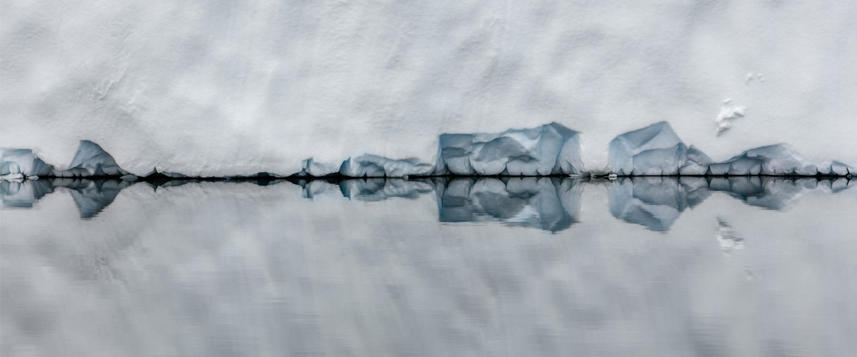Julieanne Kost's Antarctica photos are not to be missed.