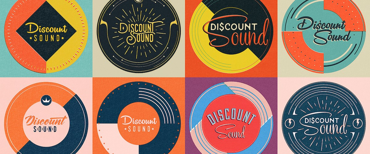 Discount Sound record labels