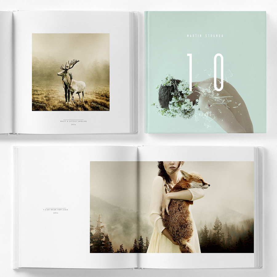 a photo of Martin Stranka's book