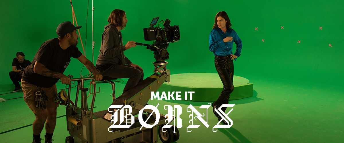 Your art can be features in a BORNS music video. Get the contest details and start creating!