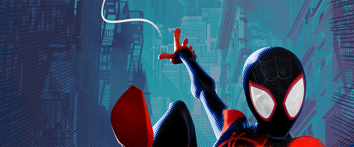 Behind the Scenes of the Spider-Verse   Create