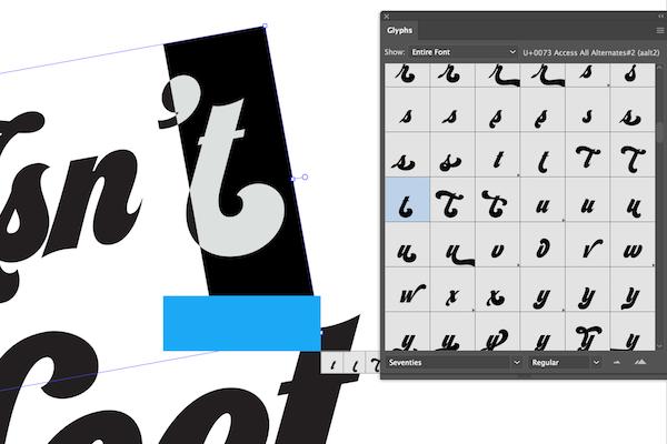 Use Type to Create Letter-Based Art in Adobe Illustrator   Create