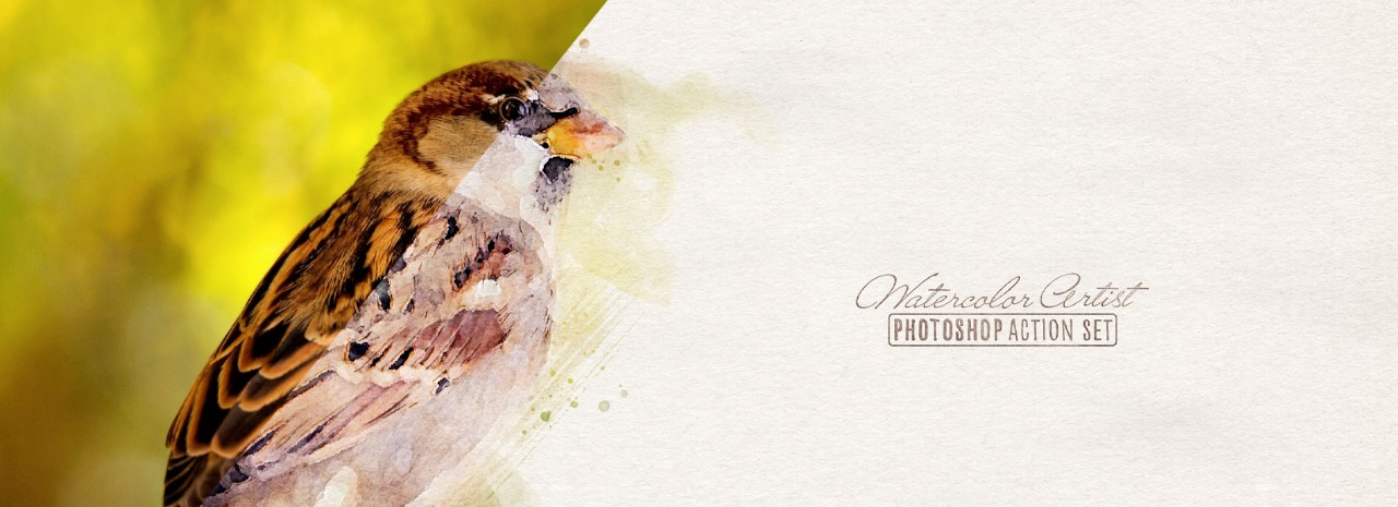 Transform Photos Into Watercolors With A Free Photoshop Action Create