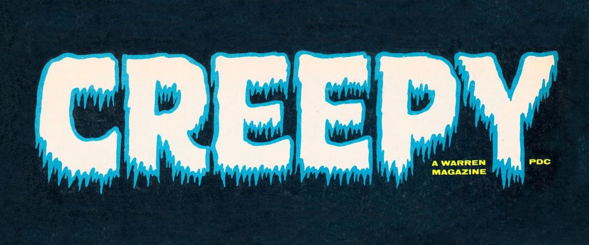 Spooky, Kooky Typography