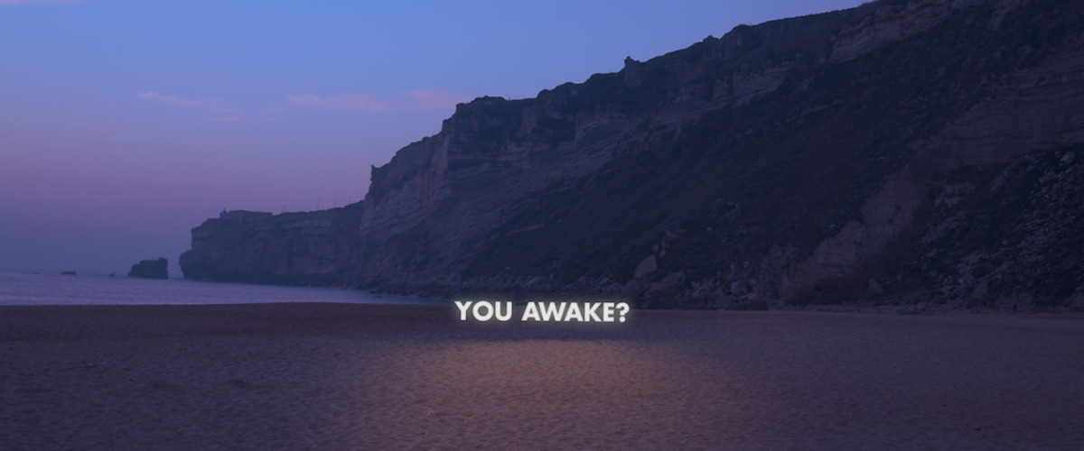 """You Awake"" image from Withoria's ""Illuminated"" series."