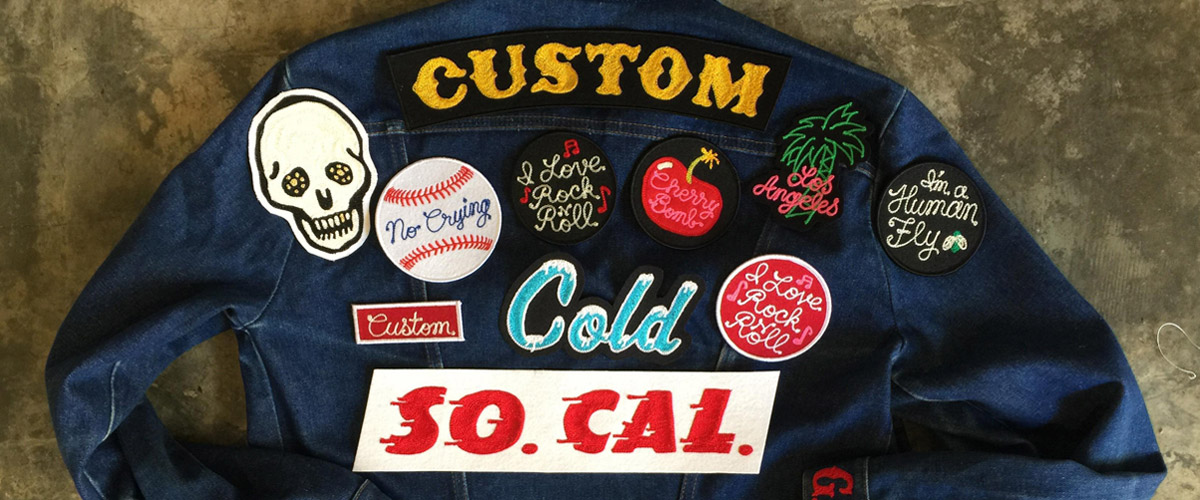 How To Create Typography Inspired By Embroidered Patches