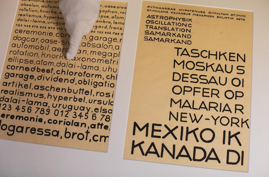 Hidden Treasures: Reconstructing Lost Bauhaus Typefaces   Create