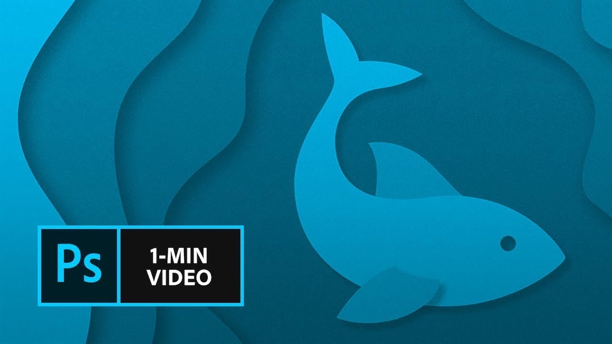 Make It in a Minute: Paper Cutout Effect in Photoshop   Create