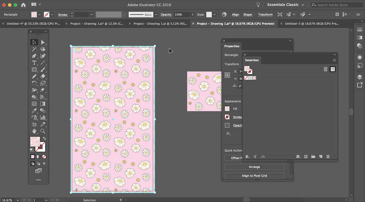 How to Create a Wallpaper Pattern for Your Phone | Create