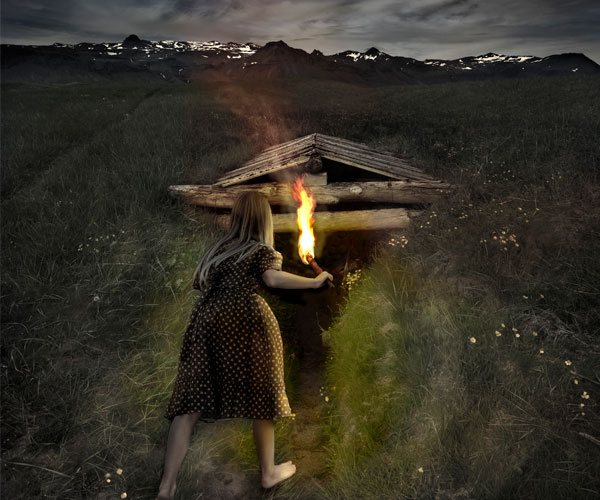 Art by Tom Chambers
