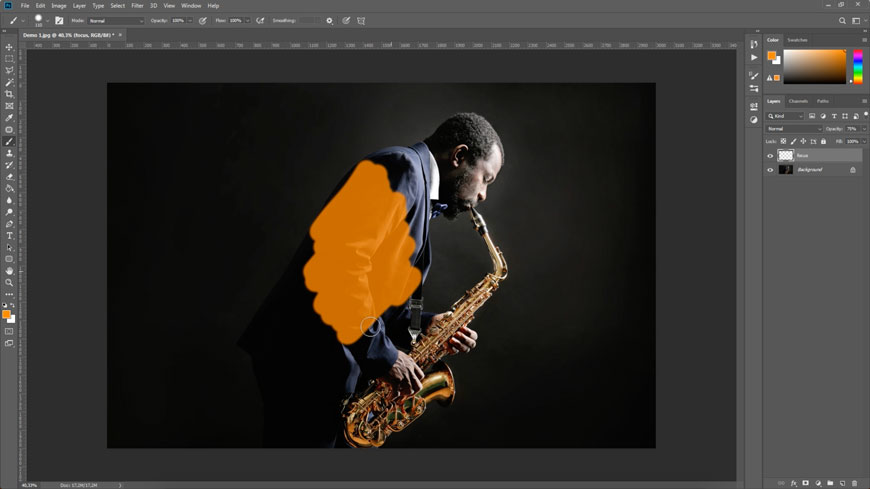 Transform Photos into Watercolors with a Free Photoshop Action | Create