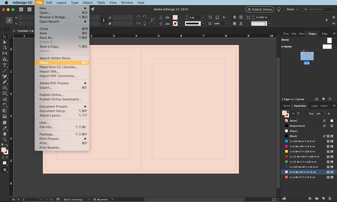 Make It, Sell It: Greeting Cards in Adobe InDesign | Create