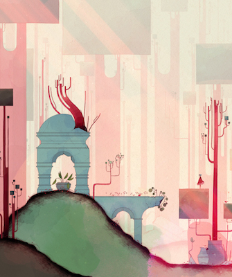 Gris The Art Of The Game Create