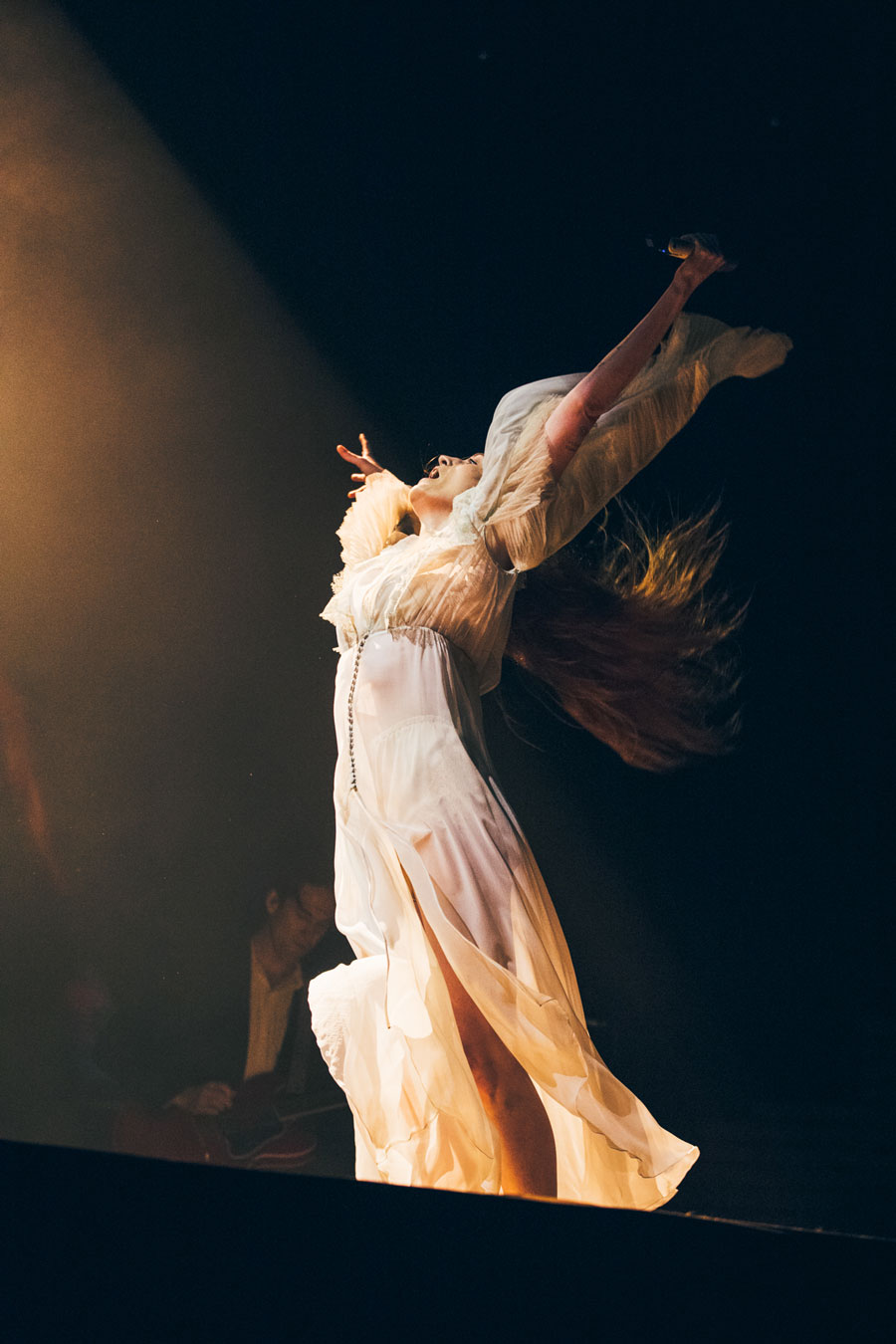 Florence + the Machine, Governors Ball Music Festival, 2019. Copyright Dana Pacifico.