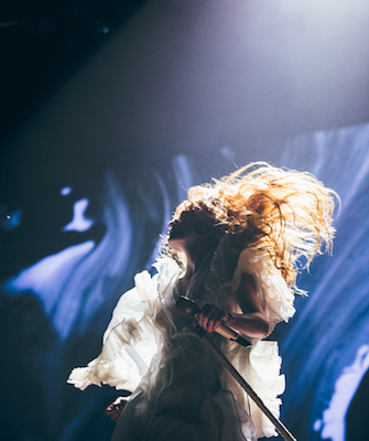 Photo of Florence + the Machine by Dana Pacifico