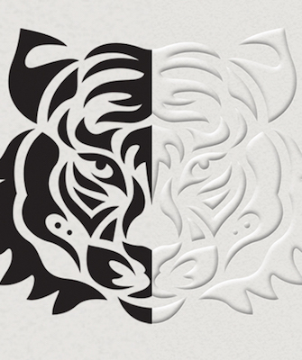 How To Make An Embossed Effect In Adobe Photoshop Create
