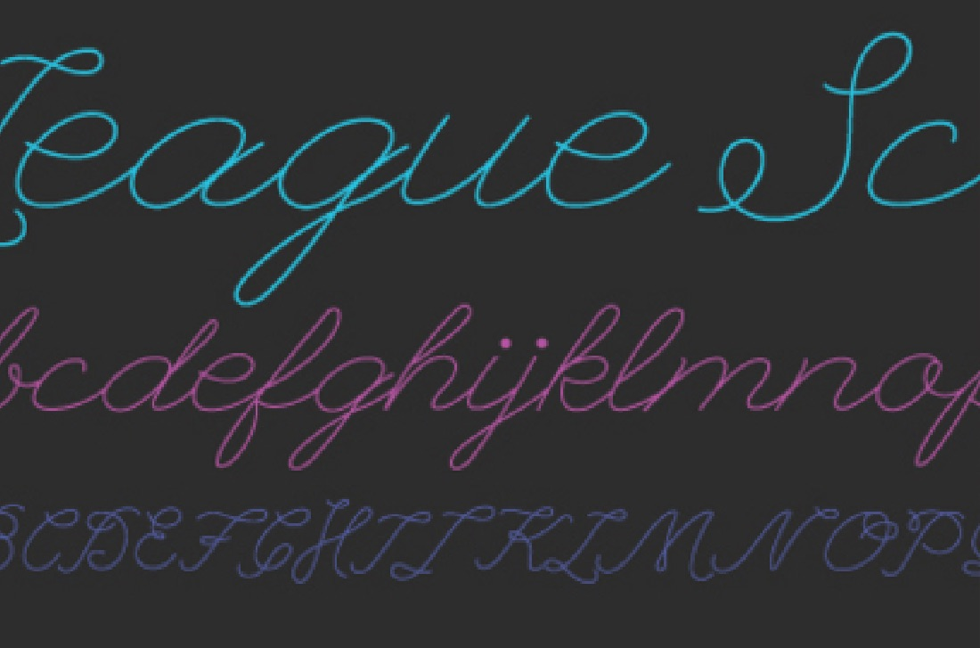 The League of Moveable Type public domain fonts